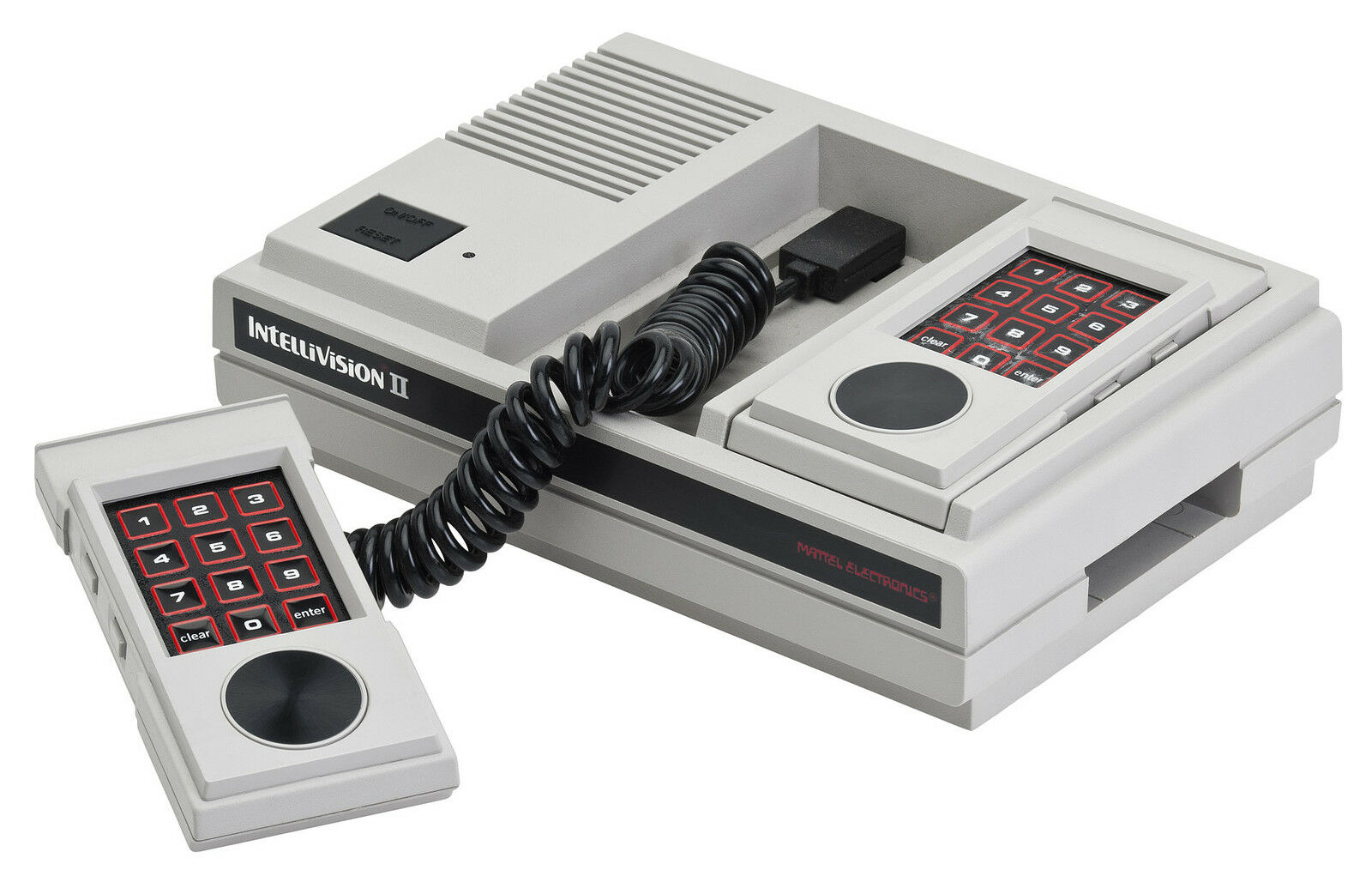 Everything that you need to know about the Intellivision 2 Game System