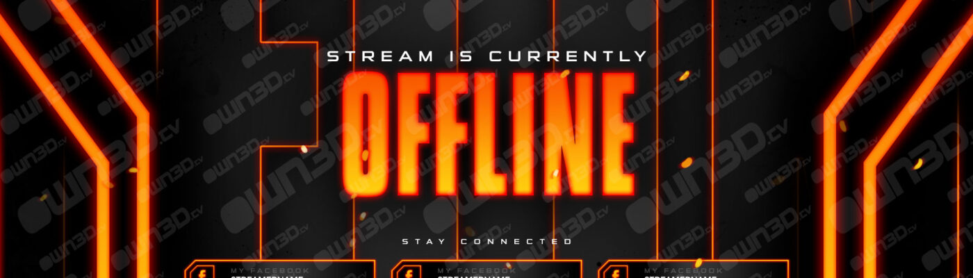 Intermission & Offline Banners might be the secret ingredient to a world-class stream