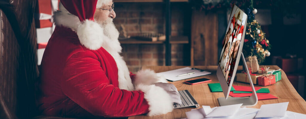 What Would Santa Need to Go Virtual?